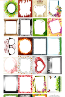 Screenshot of Selfie Photo Frames