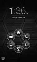 Screenshot of Black Gloss Multi Theme