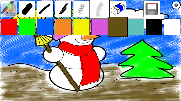 Christmas Games For Kids APK screenshot thumbnail 11
