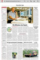 Screenshot of NW ePaper