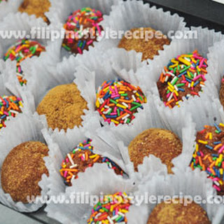 Graham Balls Recipes