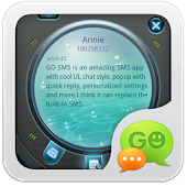 App GO SMS PRO Hatch Popup ThemeEX APK for Windows Phone