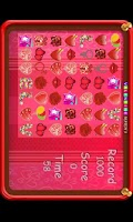 Screenshot of Valentine match3