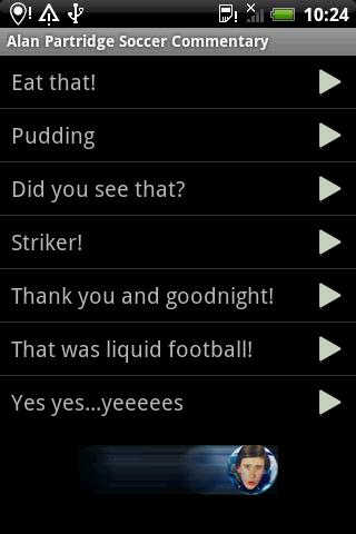 Alan Partridge Soccer
