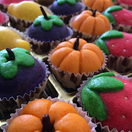 colorful tarts by Mary Yeo - Food & Drink Candy & Dessert ( Food & Beverage, meal, Eat & Drink,  )