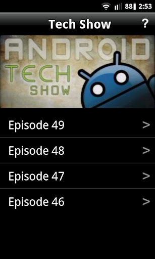 AndroidTechShow