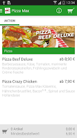 Screenshot of Pizza Max