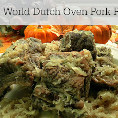 Old World Dutch Oven Pork Ribs