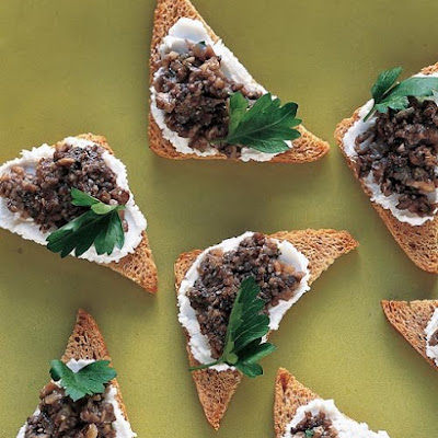 Duxelles - A Simple Spread