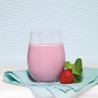 Strawberry-Yogurt Smoothie