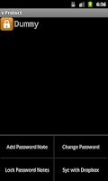 Screenshot of vProtect Pro