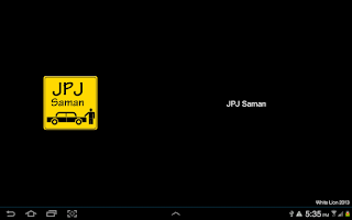 Screenshot of JPJ Saman
