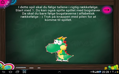 Skole 1 - screenshot