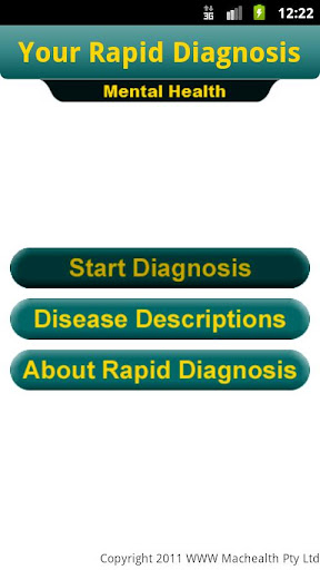 Your Rapid Diagnosis Mental