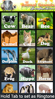Screenshot of Animal Sounds for baby