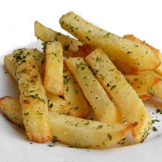 Basic Baked French Fries
