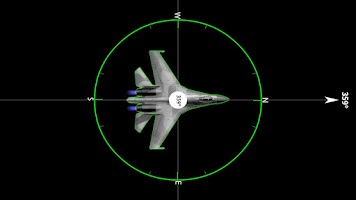 Screenshot of F22Raptor Compass