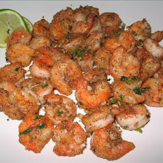 Szechuan Pepper-Salt Prawns