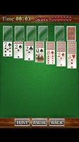Screenshot of Solitaire G