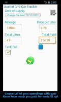 Screenshot of GPS Tracker Car TK SMS Free