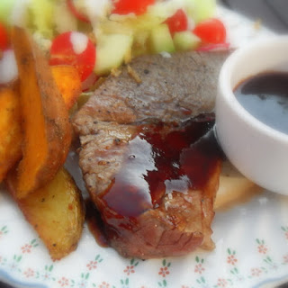 Sweet and Spicy Steak Sauce