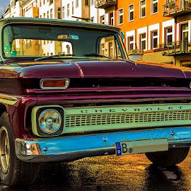 by Jim Cunningham - Transportation Automobiles