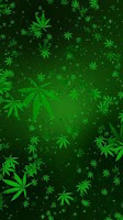 Screenshot of Marijuana Live Wallpaper