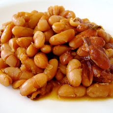 Boston Baked Beans - Uk Style
