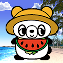 Sleepy Animals Panda Full icon