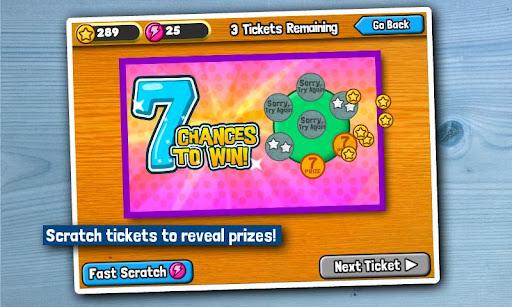 Scratch Tickets