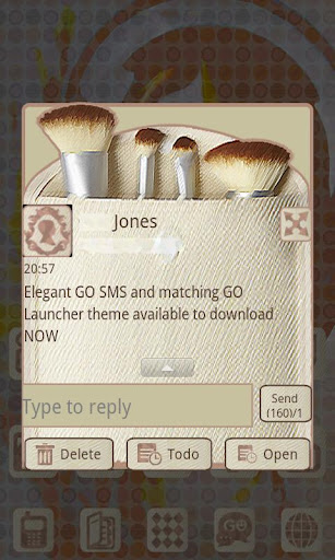 Elegant GO SMS