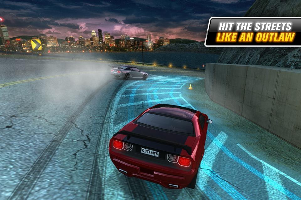 Drift Mania: Street Outlaws Screenshot 0