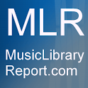 Music Library Report icon