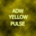 ADW FogGy Yellow Pulse Theme