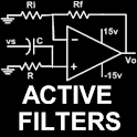 Active Filter Calculator icon