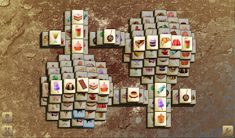 Screenshot of Mahjong Skies