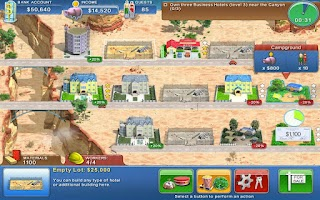 Screenshot of Hotel Mogul