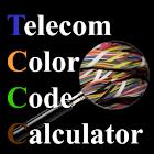 Telecom Color Code Calculator icon