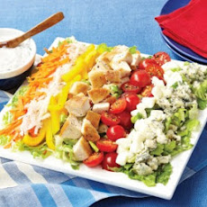 Red, White & Blue Cheese Cobb Salad