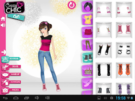 Screenshot of CrazyChic