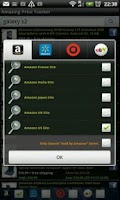 Screenshot of Amazing Price Tracker Platinum