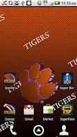 Screenshot of Clemson Live Wallpaper HD