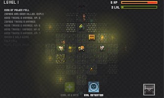 Screenshot of Hell, The Dungeon Again!