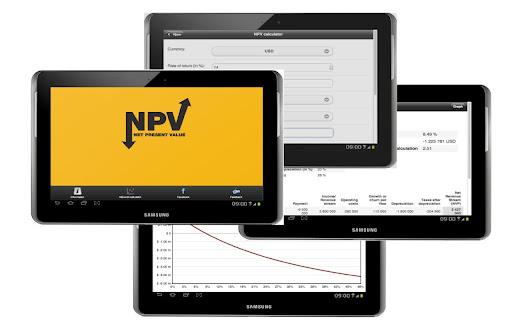 NPV - Calculator