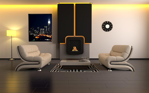 The Living Room Live Wallpaper
