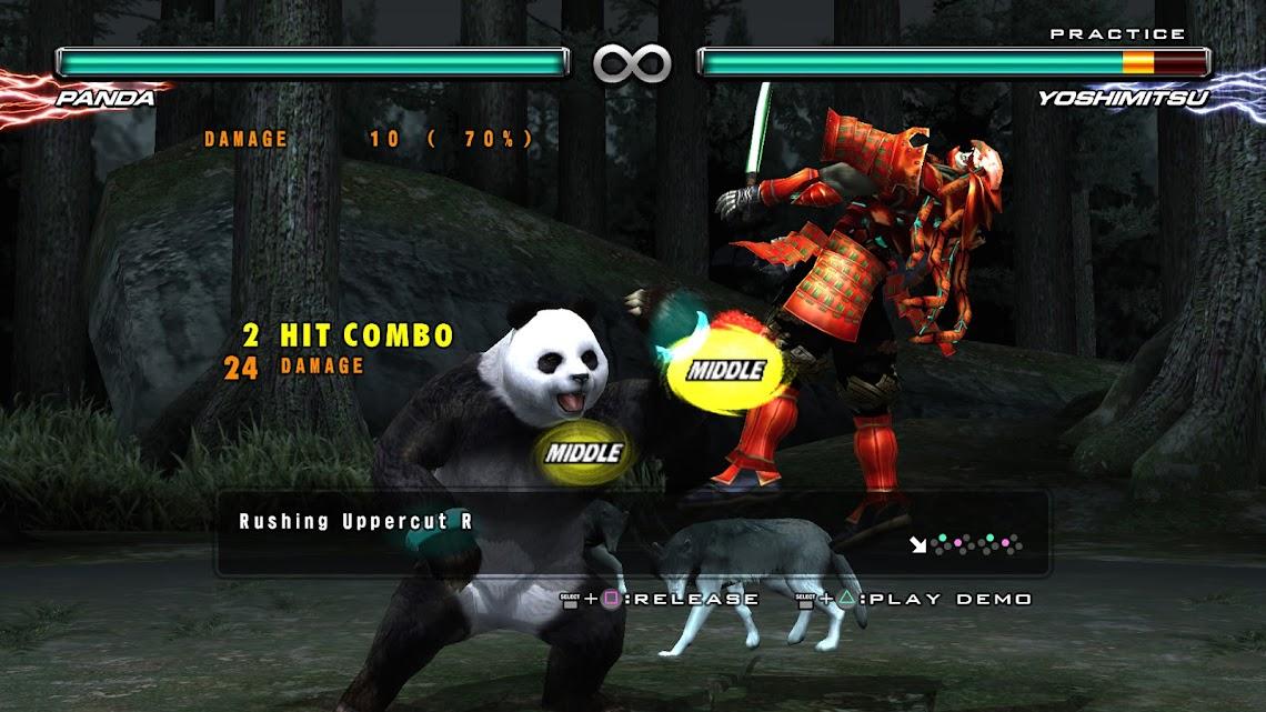 Tekken 5: Dark Resurrection Online