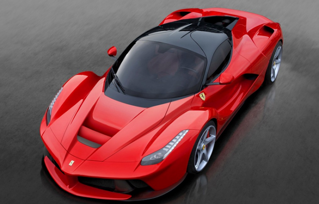 LaFerrari Supercar- carhoots