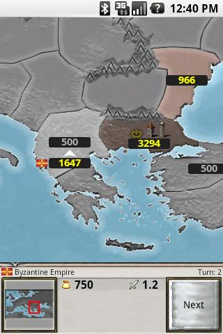 Age of Conquest: Europe