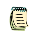 메모장 icon