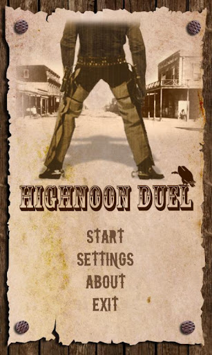highnoon-duel-free for android screenshot